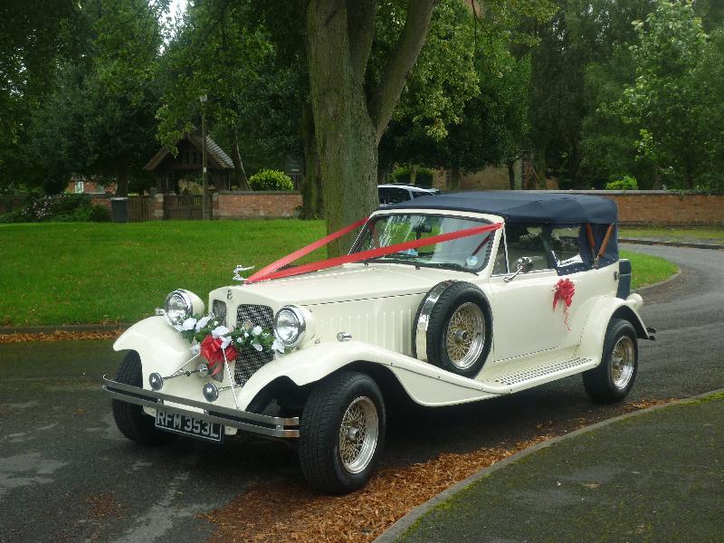 Luxury Car Hire Tamworth