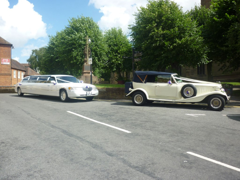Limousine Hire Birmingham - Limo and Luxury Car Hire Midlands